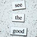 lásd meg a jót felirat angolul